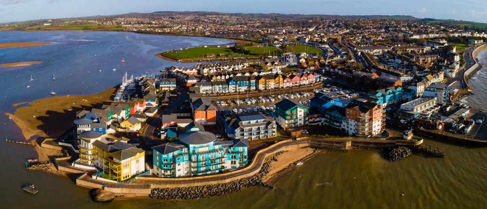 Drone Photography Exmouth
